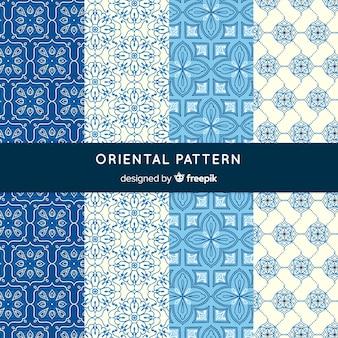 Collection de motifs orientaux