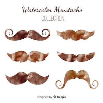 Collection de moustache