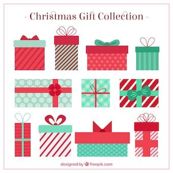 Collection de noël cadeaux