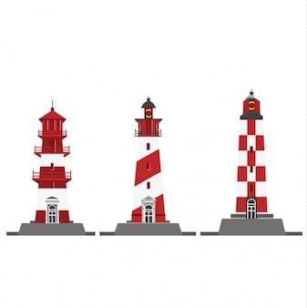 Collection phare coloré