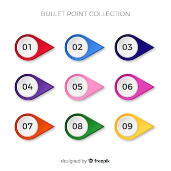 Collection de points de balle