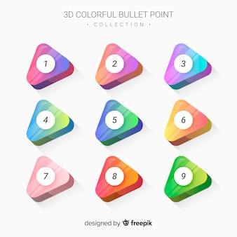 Collection de points de balle