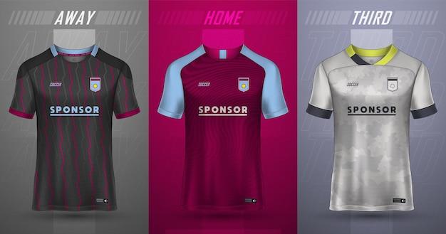 Collection premium de maillots de football