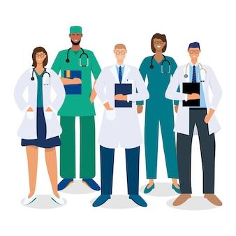Collection professionnelle de la santé