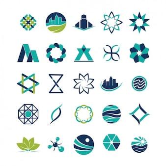 Collection résumé des icônes