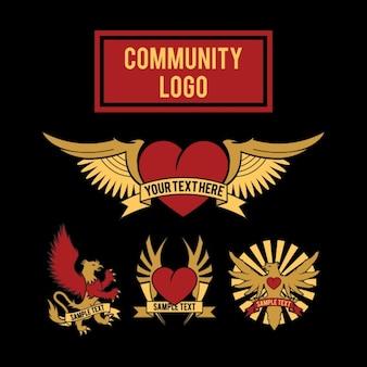 Collection résumé des logos