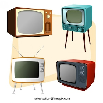 Collection retro tv