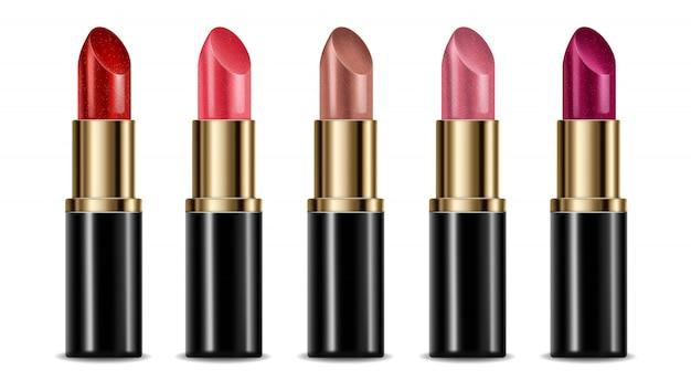 Collection de rouge à lèvres