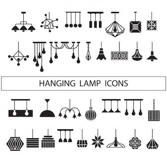 Collection silhouettes lampes