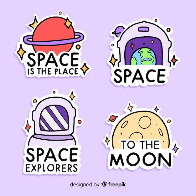 stickers Les mignons