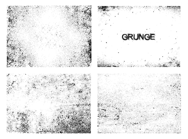 Collection de texture grunge