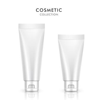 Collection de tubes cosmétiques