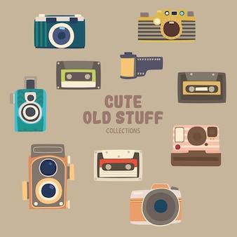 Collection de vieux trucs