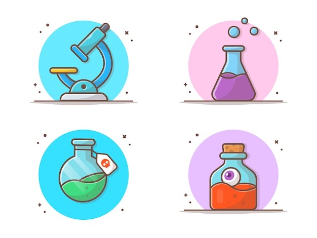 Collections de chimie