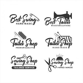 Collections de services de couture