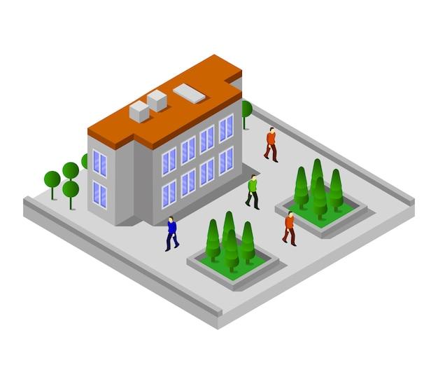 Collège isométrique