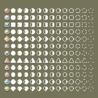 Collisions avec des pierres précieuses pour les jeux vidéo