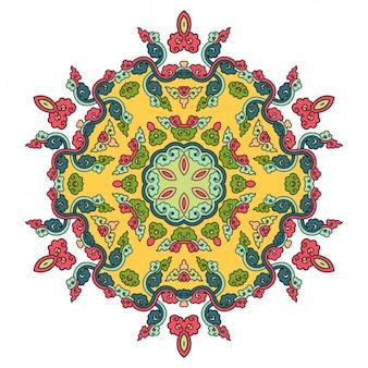 Coloré design mandala