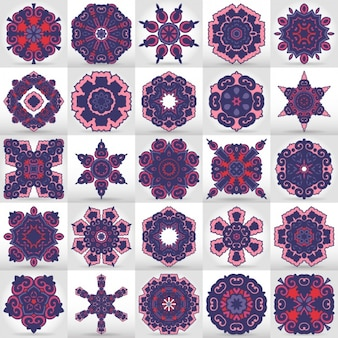 Coloré mandalas collection