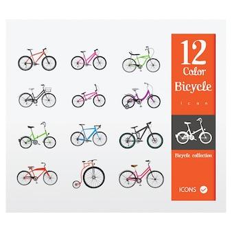 Coloré vélos collection