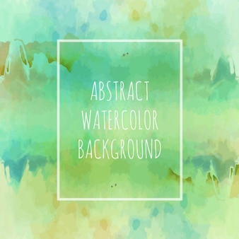 Colorful aquarelle