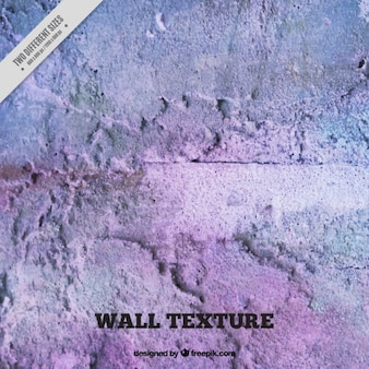 Colorful texture du mur