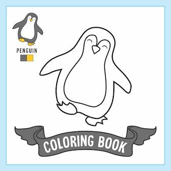 Coloriages de pingouins