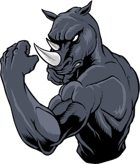 Combattant de rhinocéros
