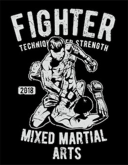 Combattant