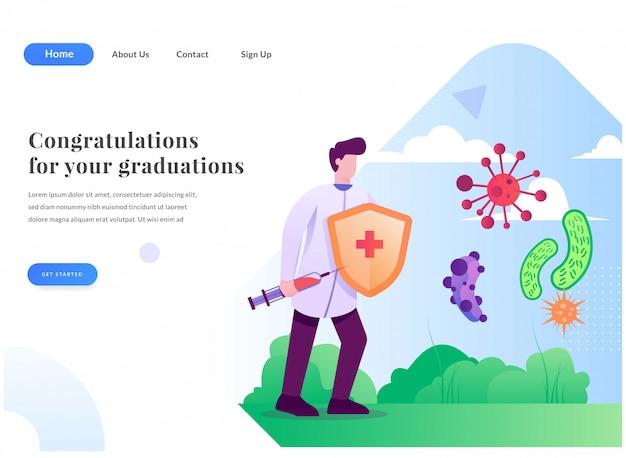 Combattre la page de destination du virus sur le web