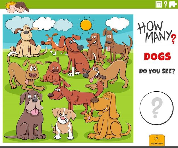 Combien de chiens éducatifs pour les enfants