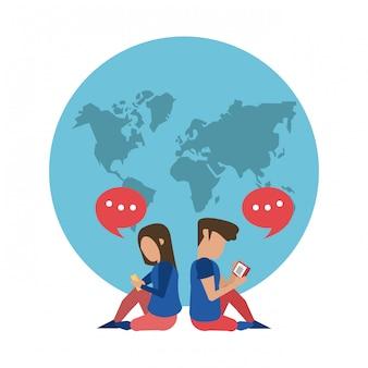 Commande en ligne dans le monde entier