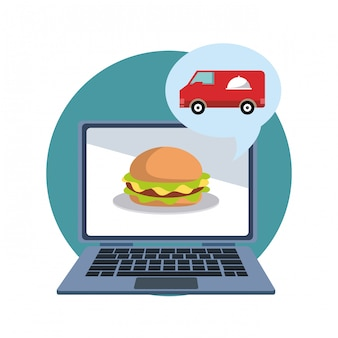Commande de nourriture en ligne