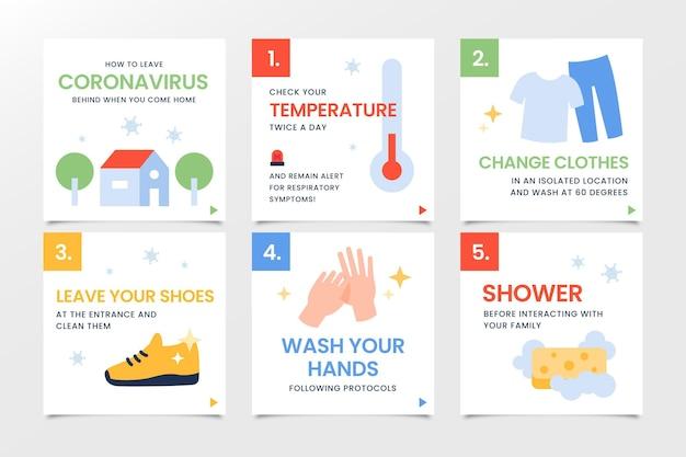 Comment laisser le coronavirus derrière quand vous rentrez chez vous