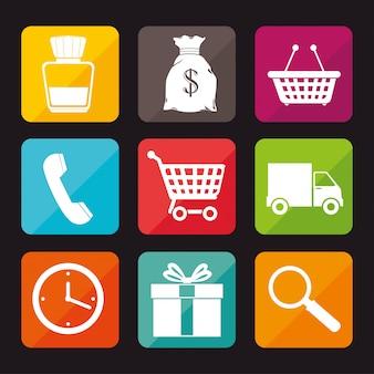 Commerce électronique et shopping