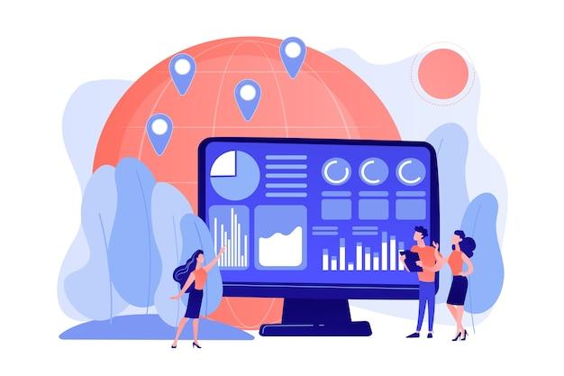 Commerce mondial, analyse boursière. analyse des statistiques du commerce international, mondialisation économique