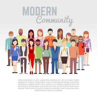 Communauté d'affaires ou politique