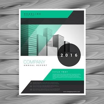 Company entreprise prospectus brochure modèle