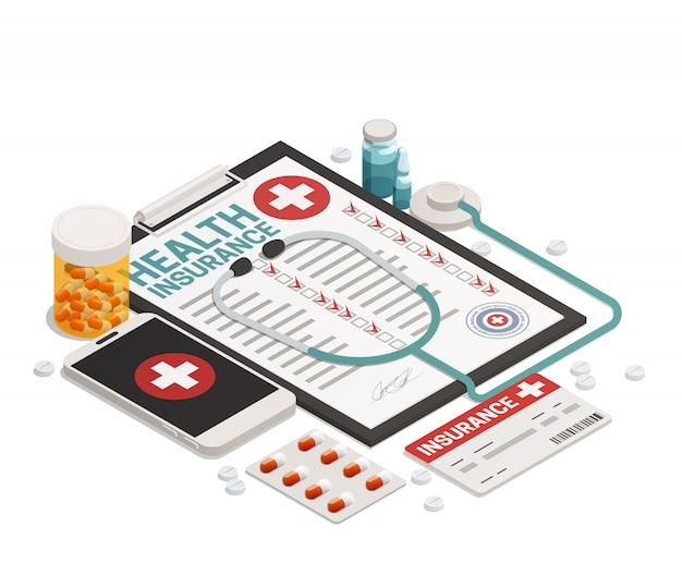 Composition de l'assurance maladie