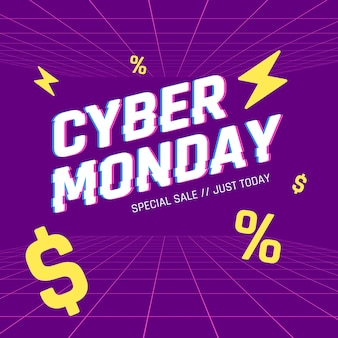 Composition du cyber lundi