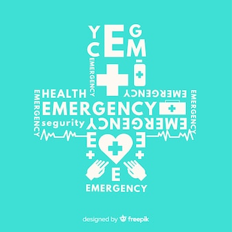 Composition d'urgence moderne