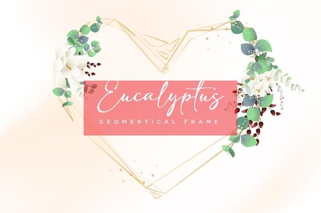 Compositions florales d'eucalyptus
