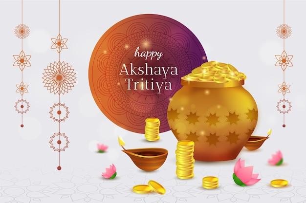 Concept akshaya tritiya