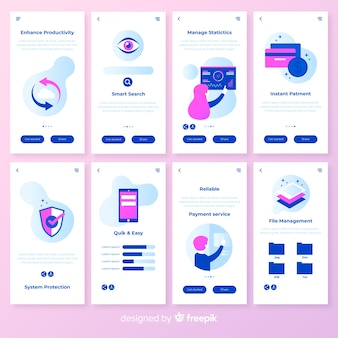 Concept d'application mobile