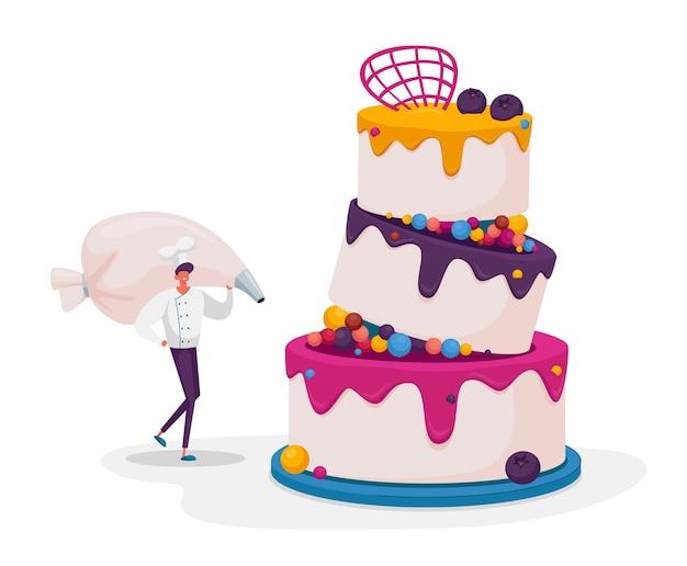 Concept de boulangerie et de sucrerie