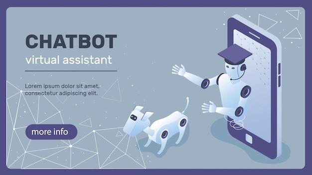 Concept de chatbot