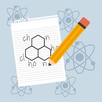 Concept de chimie