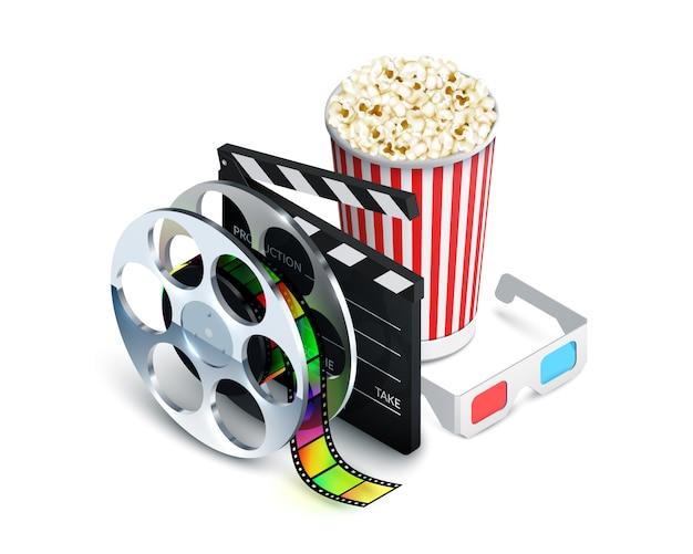Concept de cinéma