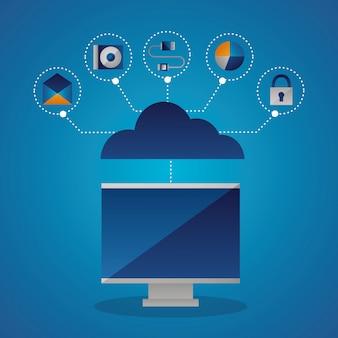 Concept de cloud computing