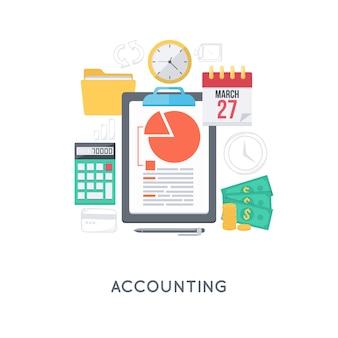 Concept de comptabilité de gestion